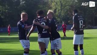 Highlights HSV - AGF 3-2