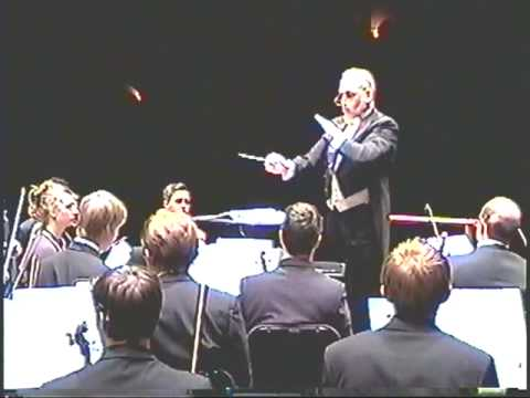 Richard Earl Cook conducts Beethoven's Overture to...