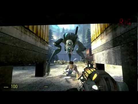 Half-Life 2 (Все эпизоды) Баги, Приколы, Фейлы
