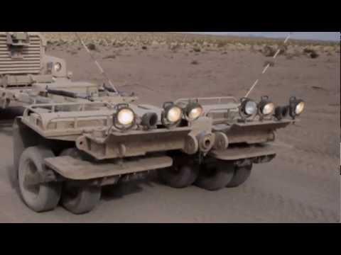 Marine Corps Vehicles: Mine Resistant Ambush Protected Vehicle (MRAP)