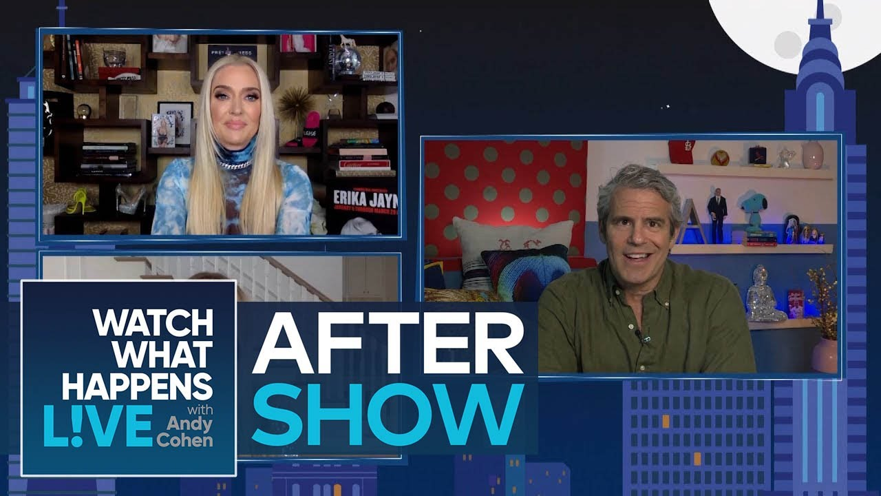 After Show: Dakota Fanning & Erika Jayne Love Marc Jacobs | WWHL