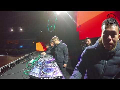 Set Up Denon DJ Prime cho đêm diễn của Tiesto 09/12 tại Hà Nội