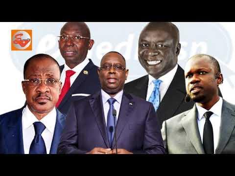 THIES BUREAU IDI SECK: EN DIRECT RESULTATS  DES ELECTIONS PRESIDENTIELLES DU SENEGAL