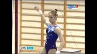 В Пензе стартовал чемпионат России по гимнастике