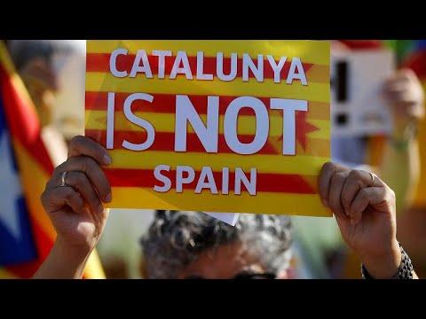 يوميات كتالونيا.. برلمانٌ يؤيد حقّ تقرير المصير وشلٌّ للحركة بين إسبانيا وفرنسا…  - 15:59-2019 / 11 / 12