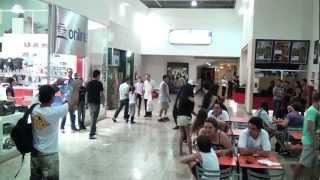 Harlem Shake   Patos de Minas--Shopping
