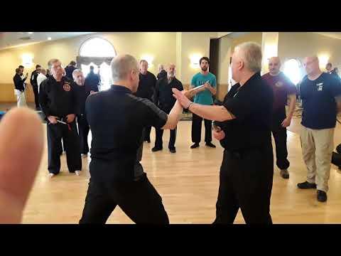 Martial arts symposium new hampshire 2018 FMA KNIFE.