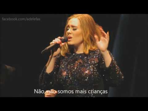 Adele - Send My Love Legendado