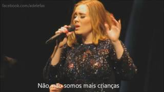 adele   send my love legendado
