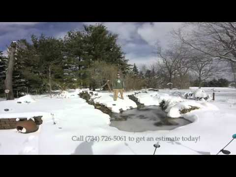 Turn In Your Poseidon Ponds & Landscaping Spring Pond Opening Contracts