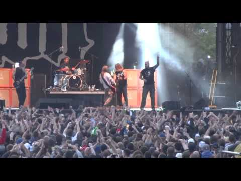 """Down """"Stone The Crow"""" With Rex Brown Live @ Rock On The Range 2014"""