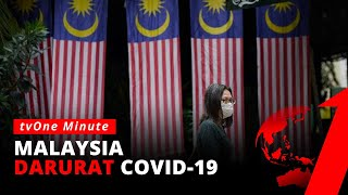 Download Malaysia Darurat COVID 19! Diduga India Jadi Penyebab Munculnya Gelombang Infeksi Baru!   tvOne