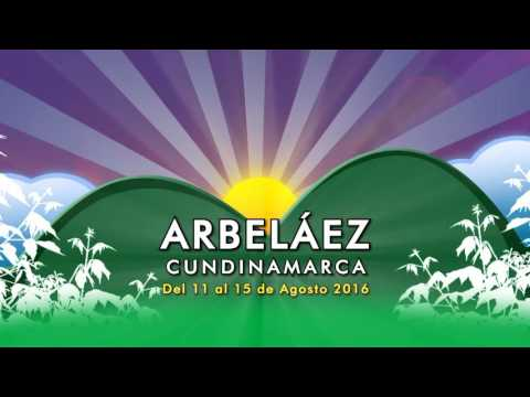 Ferias y fiestas en Arbeláez 2016