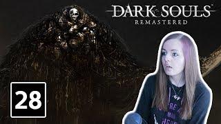 TOMB OF THE GIANTS | Dark Souls Remastered Gameplay Walkthrough Part 28