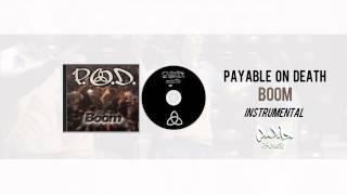 P.O.D. Boom - Instrumental