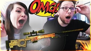 DRAGON LORE UNBOXING ! 😱😂