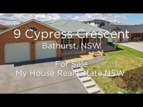"""9 Cypress Crescent"" - For Sale, Bathurst NSW"