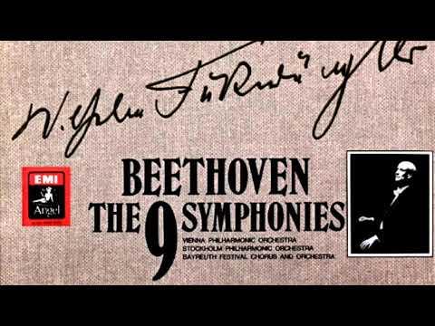 Beethoven by W.Furtwängler - Symphonies n°1,2,3,4,5,6,7,8,9 / Overtures (Century's recording)