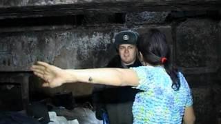 БОМЖИХА ВСТРЕЧАЕТ ГОСТЕЙ. Андрей Караманов