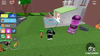 Roblox ep.1 warrior simulator koncacno igrica od pocetka