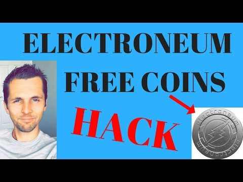 "Electroneum Price HACK! How To Get ""FREE ELECTRONEUM COINS"" ico"