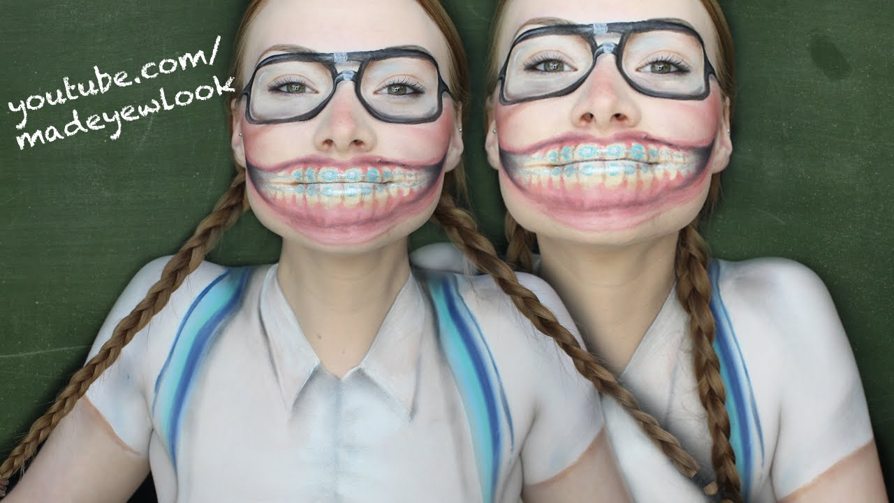 Back to school makeup tutorial youtube back to school makeup tutorial baditri Gallery