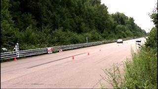 Moscow Unlim 500: Nissan GT-R P800 vs Dodge Viper