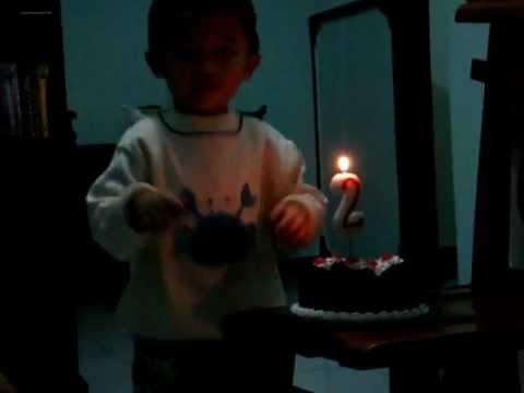 Kevin 2nd Birthday - Bali