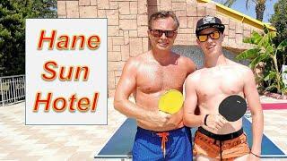 Турция.Сиде.Отдых на море.Hane Sun Hotel.Holidays in Turkey.