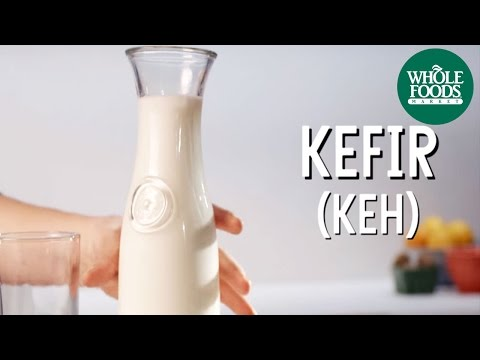 Kefir | Food Trends l Whole Foods Market