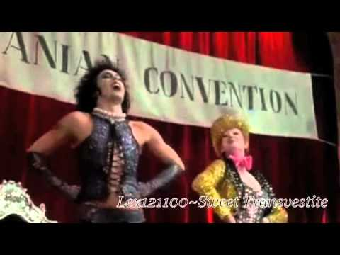 Sweet transvestite original clip