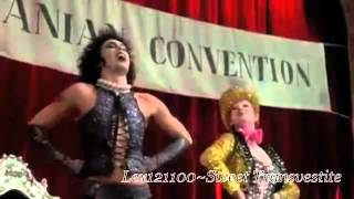 Watch Rocky Horror Picture Show Sweet Transvestite video