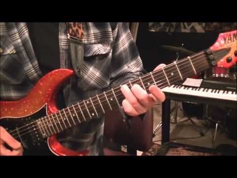 Creedence Clearwater Revival Run Through The Jungle Guitar