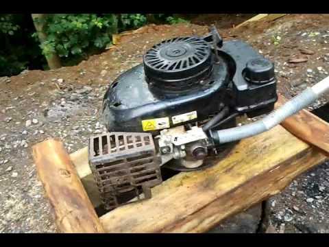 Wood gasifier tom mk 1