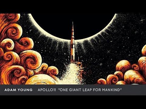 "Adam Young - Apollo 11 [Full Album] ""One Giant Leap for Mankind"""