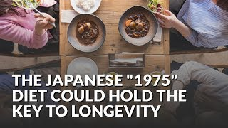 Japan's average life expectancy is about five and a half years longer than the u.s. studies suggest this specific japanese diet could be to thank.