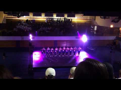 UNA Step Show 2011 - Zeta Tau Alpha
