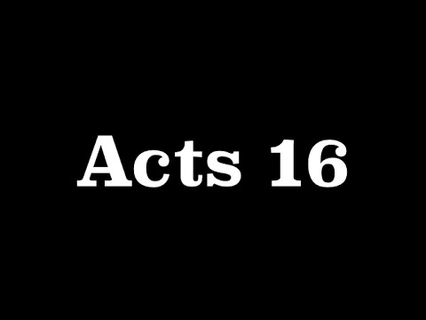 Read Scripture: Acts Ch. 1-12 - YouTube