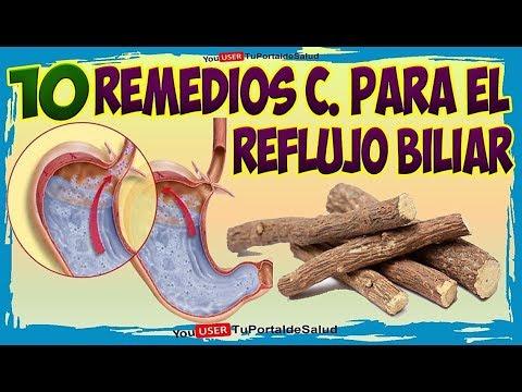 10 Remedios Caseros para el Reflujo Biliar