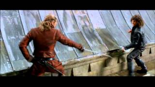 The Three Musketeers 2011 Extended Scene - Rochefort & d