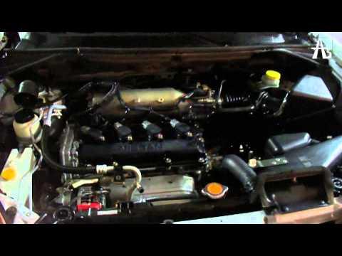 Безопасная мойка двигателя Nissan X Trail