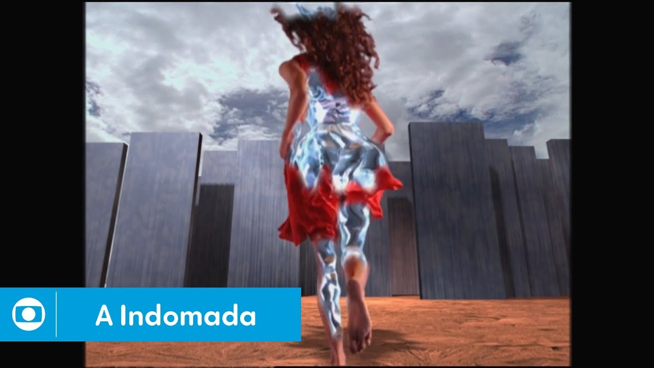 A Indomada (1997): confira a abertura da novela