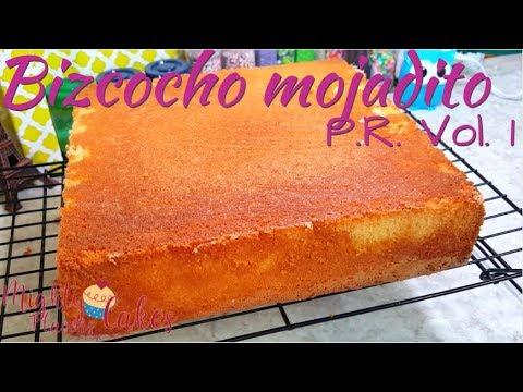 receta bizcocho puertorrique241o mojaditoversi243n 1