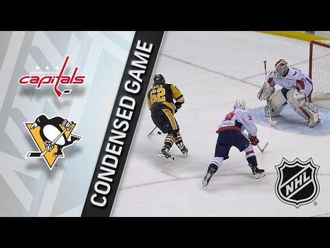 02/02/18 Condensed Game: Capitals @ Penguins