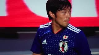 日本代表×ベネズエラ 堂安律1対1の絶好のチャンス!!