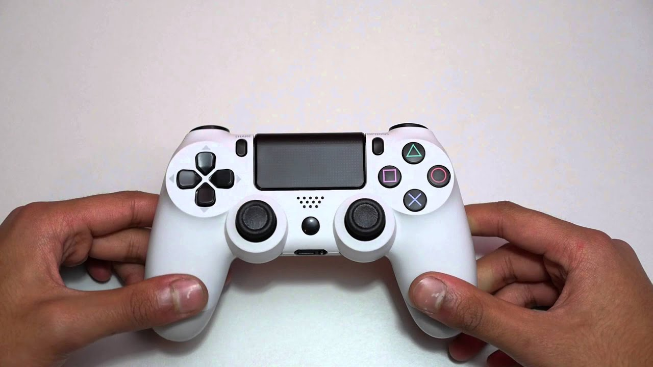 Fake DualShock 4 Review VS Real - Comparison - YouTube