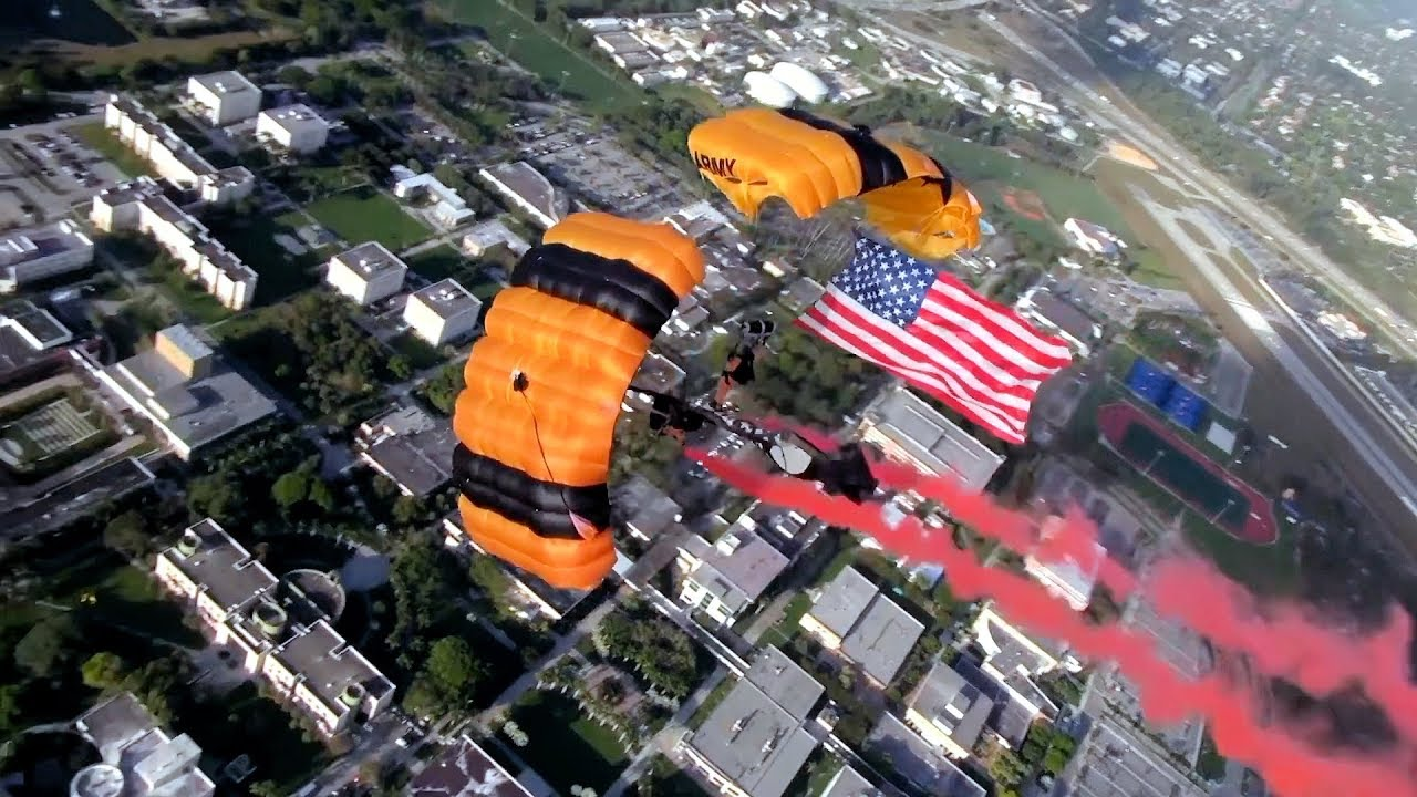 Army 'Golden Knights'
