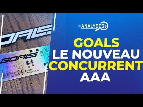 GOALS : Le nouveau concurrent de FIFA et de eFootball !