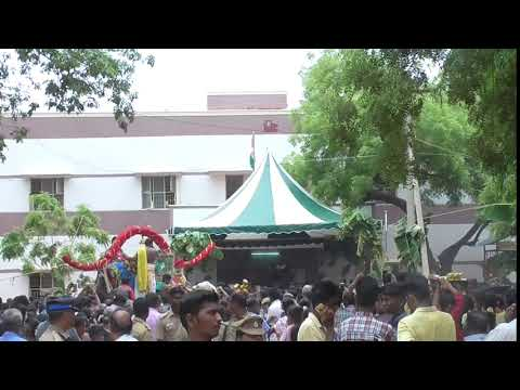 Arulmigu Alagar at Madurai District Armed Reserve office.......