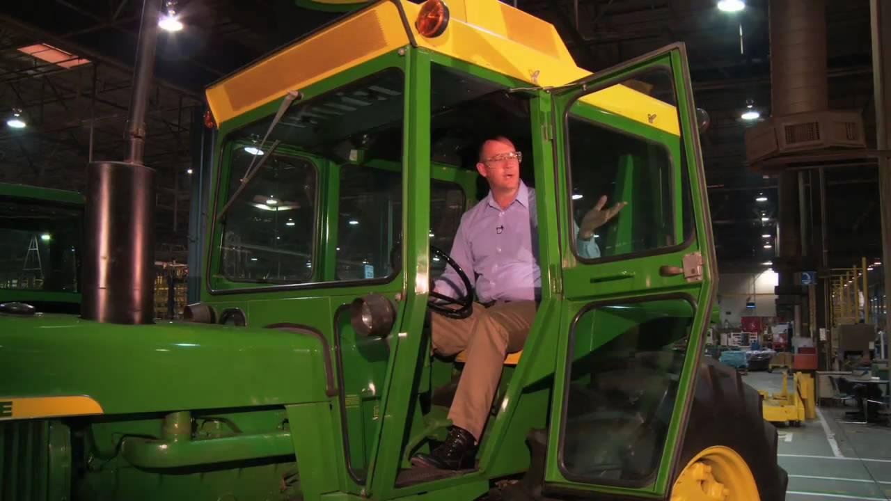 4020 John Deere >> John Deere Big Buck 4020 Chip Foose Giveaway Webisode #2 - YouTube